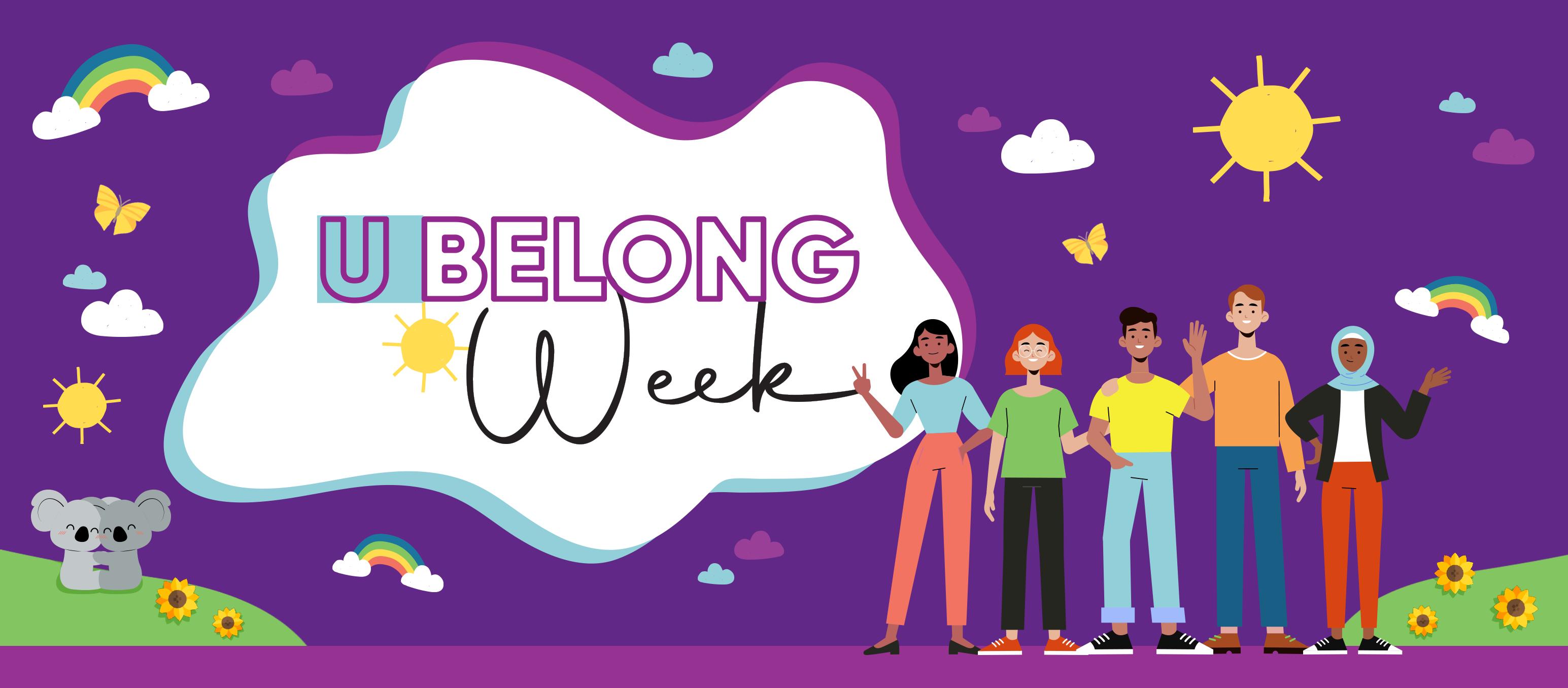 U Belong Week